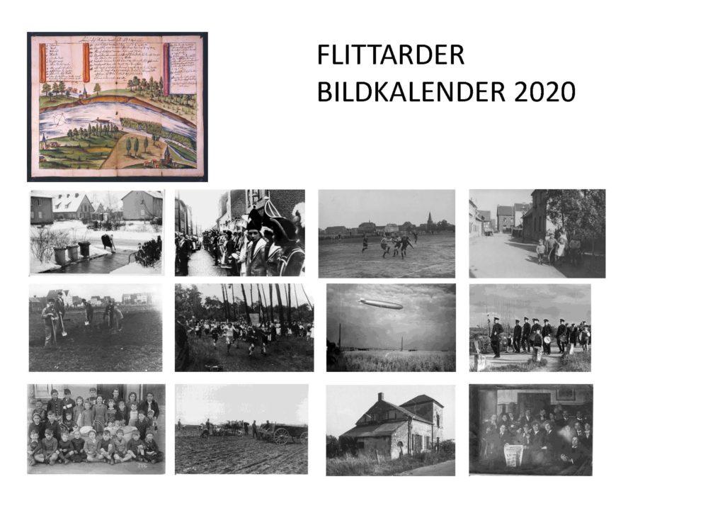 Flittarder Bildkalender 2020