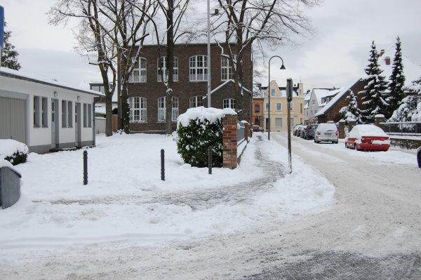 Winterfotos aus Flittard